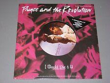 "PRINCE I Would Die 4 U for you (12"" Vinyl Single)  LP   New Sealed Vinyl"