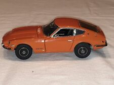 Franklin Mint 1970 Orange Datsun 240Z 1:24 Scale