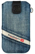 Diesel Medium Whisper Denim Sleeve for iPhone SE 5s 5 - Indigo Blue
