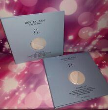 2 Revitalash Aquablur Sample Cards, Eye Gel & Primer, New/Sealed