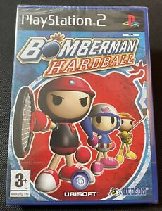 Bomberman Hardball Ps2 Game New Sealed U.K. Pal PlayStation 2