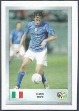PANINI FIFA WORLD CUP-GERMANY 2006- MINI SERIES- #078-ITALY-LUCA TONI