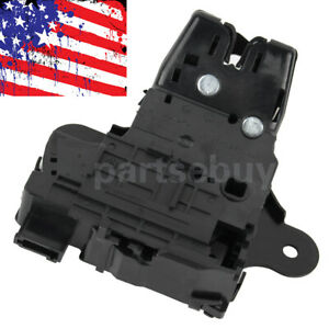 Trunk Lid Lock Latch Actuator for Buick Regal Cadillac CTS Camaro Malibu 940-108