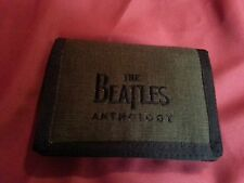 "COLLECTORS ITEM ""THE BEATLES ANTHOLOGY"" AUTHENTIC HEMP WALLET"