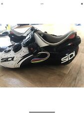 Sidi Wire Carbon Vernice Road Cycling Shoes 44