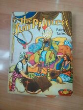 The Sun Princess Fairy Tales John F. Shaw 1935 Vintage Story Book