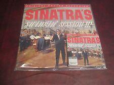 FRANK SINATRA SWINGIN MFSL AUDIOPHILE 1/2 SPEED MASTERED 180 GRAM LP + SACD SET
