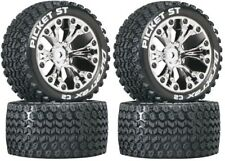 NEW Duratrax Picket ST Tires Wheels Stampede 4WD Savage XS Flux Front Rear 4