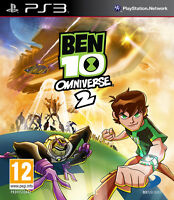 Ben 10 Omniverse 2 PS3 Playstation 3 IT IMPORT NAMCO