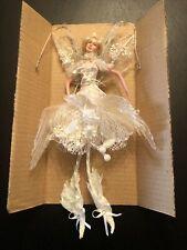 12� Hanging Fairy, White, Kf0487, new