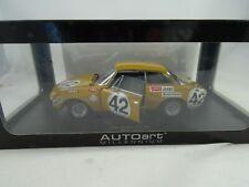 1:18 AUTOart 87103 Alfa Romeo Giulia GTAm SPA 1971 Hezemans #42 Neu