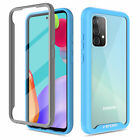 For Samsung Galaxy A52 5G A32 5G A12 A02S Case With Built-in Screen Protector