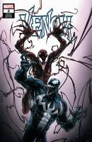 Venom 2 Clayton Crain Trade Variant - LTD 3000 - NM or better Donny Cates Marvel