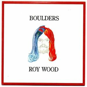 CHEAP P+P - NEW ; ROY WOOD - BOULDERS CD-IN A CARD SLEEVE. EXCELLENT FOR A GIFT.