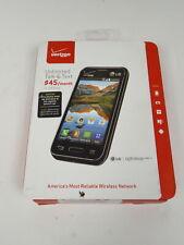 VERIZON LG OPTIMUS ZONE 2 LG-US416PP - PREPAID CELL PHONE NEW IN BOX