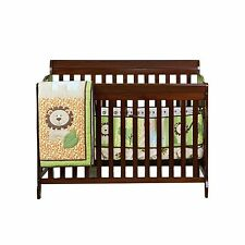 Dream On Me Ashton 5 in 1 Convertible Crib Espresso - NEW FREE SHIPPING