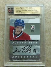 11-12 ITG Ultimate Memorabilia LARS ELLER Future Star Auto Silver Version /30