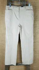 Express Extensible Femmes Pantalon de Travail Kaki Taille 13 Ans / 14Reg