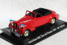 Hotchkiss 686 Tour de France 1949 rot 1:43 UH/Hachette