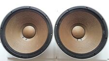 "Pioneer EXCLUSIVE EL-403 Low Frequency Loudspeakers, Woofers 15"" as TAD 1601A"