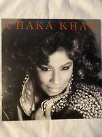 """CHAKA KHAN-Chaka Khan- 12"""" Vinyl Record LP - EX"""