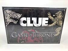 CLUE Game of Thrones GoT HBO TV Show Series Mystery Board Game Hasbro 6VFSzv2