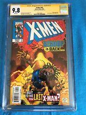 X-Men #92 - Marvel - CGC SS 9.8 NM/MT - Signed by Alan Davis