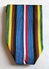 USA: Ruban neuf plié pour médaille Armed Forces Expeditionary Medal.