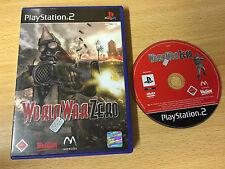PS2 : world war zero ironstorm