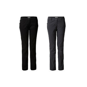 Craghoppers Womens Kiwi Pro Lined Walking Hiking Trousers CMJ1221 RRP £70