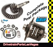 "Richmond Powertrax Grip LS 8.5"" Posi Package w Posi Gears Kit 28 Spline 3.73 New"