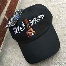Black Love & Basketball Movie Dad Cap Hat OG 90s Vtg Retro Style