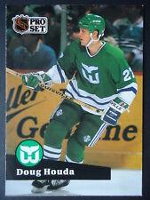 NHL 81 Doug Houda Hartford Whalers Pro Set 1991/92