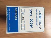 Omron Master Control Unit SRM-C02-V1 or SRM-CO2-V1 NEW