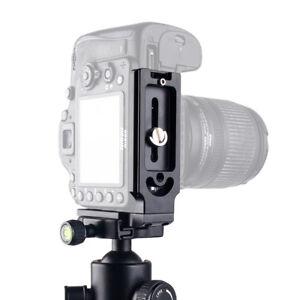L-Plate Bracket Quick Release Tripod Hand Grip Holder For camera Controller DSLR