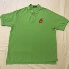 Pre-owned AUTHENTIC RALPH LAUREN Lobster Polo, Men's, 2XLT Tall