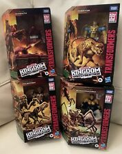 Transformers Generations War for Cybertron Kingdom Deluxe Cheetor