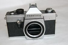German Film Camera Pentacon Praktica L2 (body), M42 screw mount