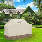 "Veranda Grill Cover/Durable BBQ Cover Heavy-Duty Waterproof Fabric 58""x24""x48"""