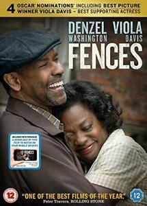Fences [DVD + Digital Copy] [2017] [DVD][Region 2]