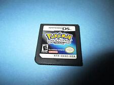Pokemon Diamond Authentic (Nintendo DS) Lite DSi XL 3DS 2DS Game