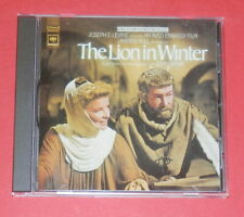 The Lion in Winter - Music by John Barry -- CD / Soundtrack