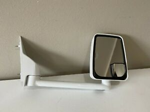Velvac 714914 RV Mirror Chevy G3500/Express/GMC Savana 17.5 White PS