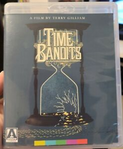 Time Bandits Blu-Ray Reg B rare arrow