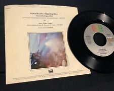Kate Bush, The Big Sky / Not This Time 1985 vinyl 45 with Picture Sleeve B-8327