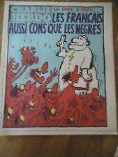 CHARLIE HEBDO N°498 PAPE PARIS RELIGION JEAN-PAUL 2 REISER  COLUCHE 28 mai 1980