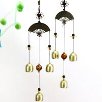 Indoor Vintage Wind Chimes Garden Wind Chimes Gift Metal Retro Hanging Ornaments