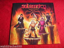Solemnity - Shockwave of Steel, Solemnity Vinyl LP 2005
