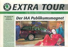 Skoda extra Tour 3 97 Octavia Combi Felicia Kiel Discussion Papers semana 1997 coches incluyen coche Europa