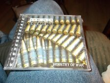 DEAD ELEMENT CD INDUSTRY OF WAR BRAND NEW SEALED